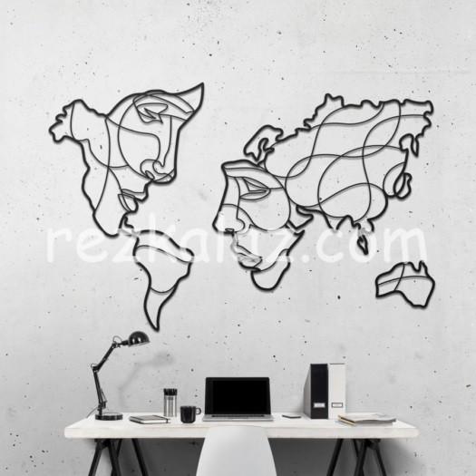 Карта-Мира-7-525x525